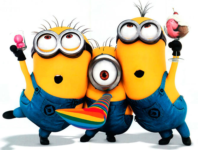 'With Minions, we tried to make a film that children as well as parents enjoy'
