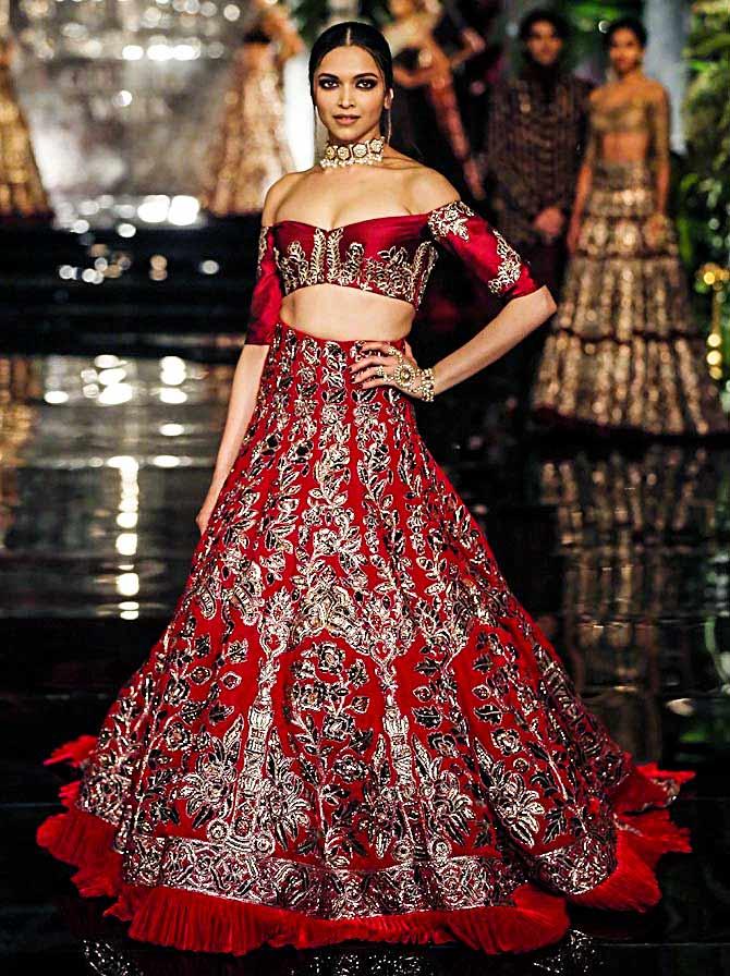 Aishwarya, Deepika, Sridevi: Celebrating Manish Malhotra\'s stunning ...