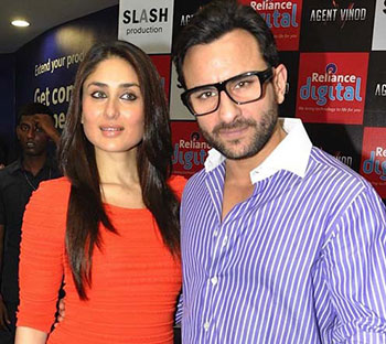 Current Bollywood News & Movies - Indian Movie Reviews, Hindi Music & Gossip - Saif to go on paternity leave