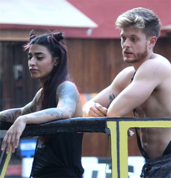 Current Bollywood News & Movies - Indian Movie Reviews, Hindi Music & Gossip - Bigg Boss: What's going on, Bani and Jason?