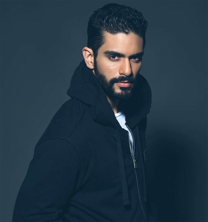 Cricket To Films Angad Bedi Unplugged Rediff Com Movies