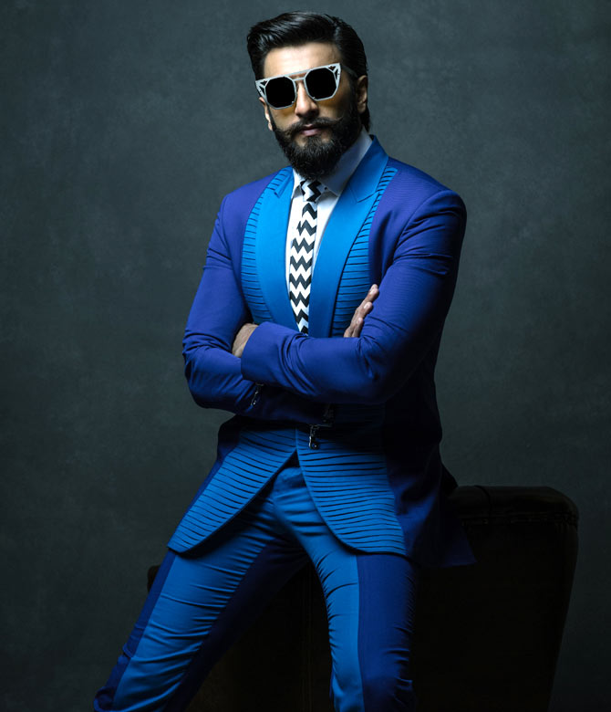 99a6c985a9 When Ranveer Singh was heartbroken - Rediff.com Movies