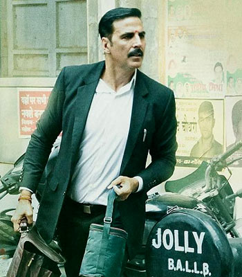 Current Bollywood News & Movies - Indian Movie Reviews, Hindi Music & Gossip - Like the Jolly LLB 2 trailer? VOTE!