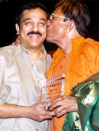 Kamal Haasan and Rajesh Khanna