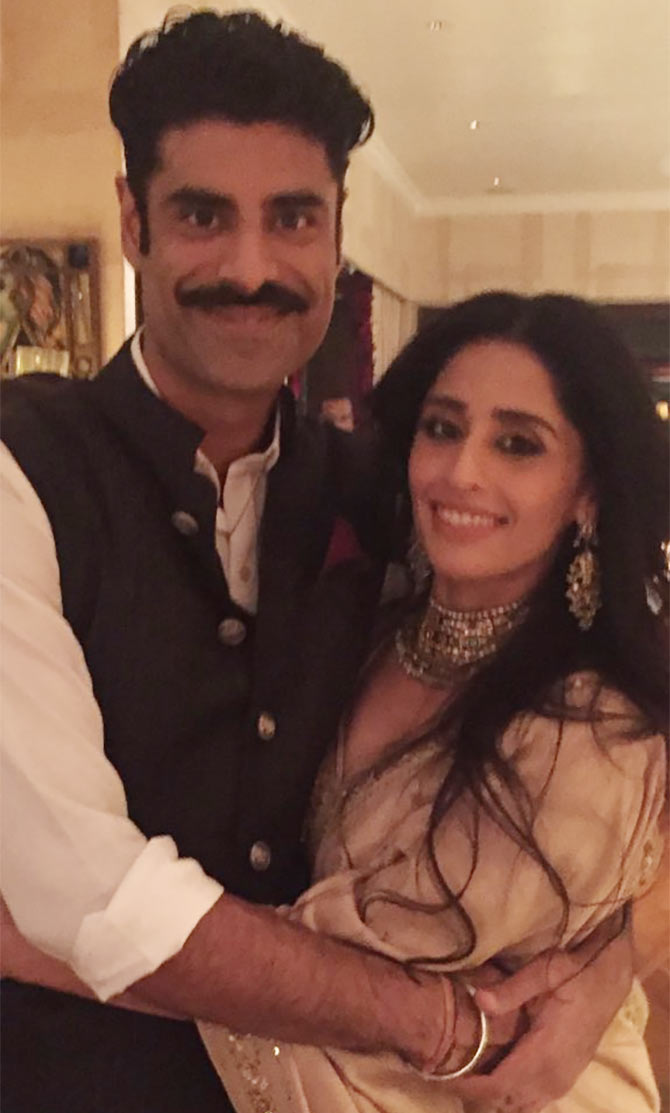 Sikandar Kher Gets Engaged Rediff Movies