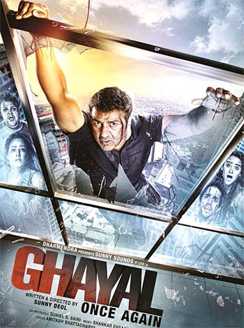 Current Bollywood News & Movies - Indian Movie Reviews, Hindi Music & Gossip - Review: Watch Ghayal Once Again only for Sunny Deol