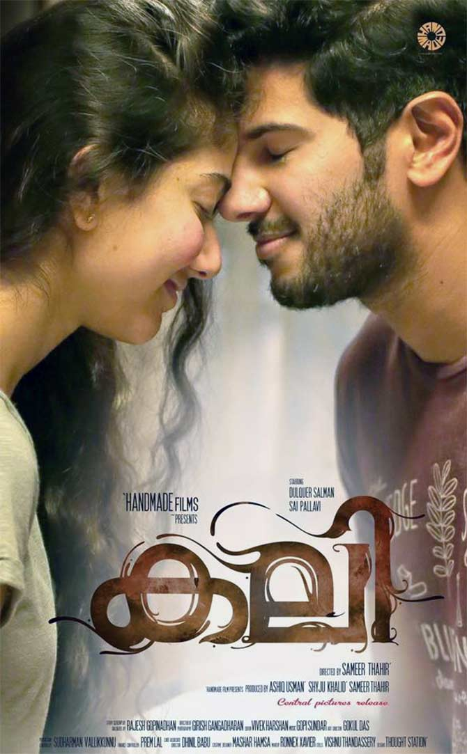 Current Bollywood News & Movies - Indian Movie Reviews, Hindi Music & Gossip - Dulquer-Sai play married couple in Kali