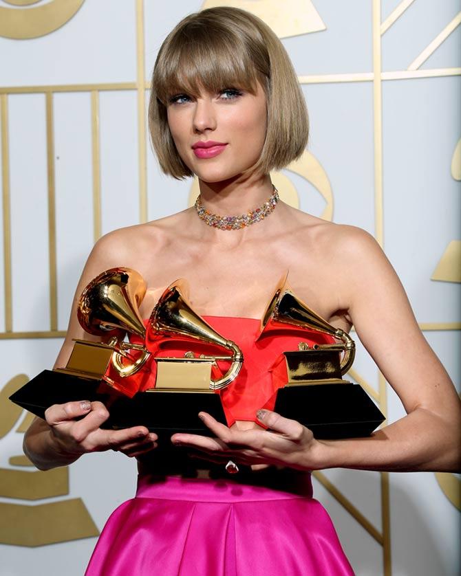 Pop sensation Taylor Swift invites fans to Austin F1 Grand Prix
