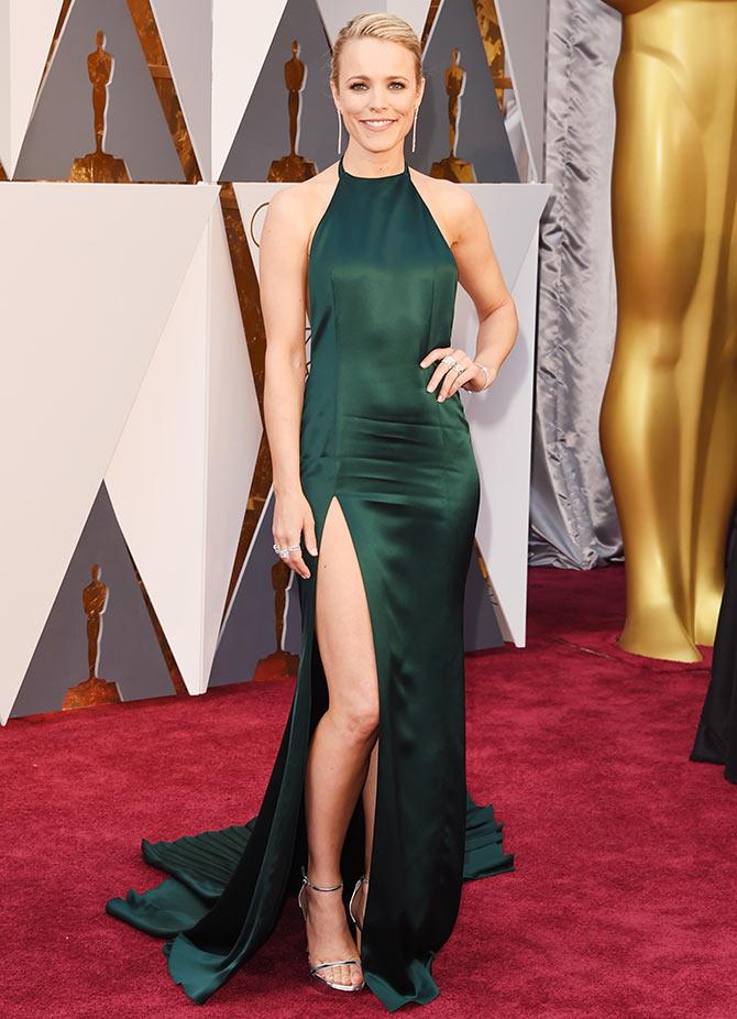 Oscars 2016: Priyanka, Rachel McAdams on the red carpet