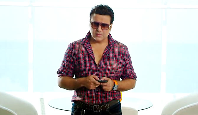 Govinda in Happy Ending