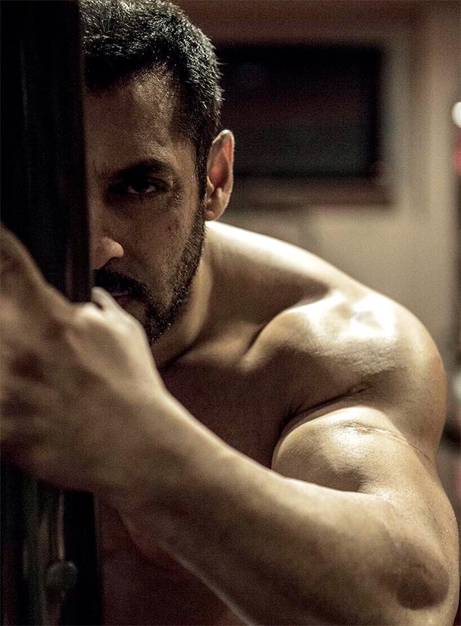 Current Bollywood News & Movies - Indian Movie Reviews, Hindi Music & Gossip - Sultan teaser: Salman Khan brings on the action!