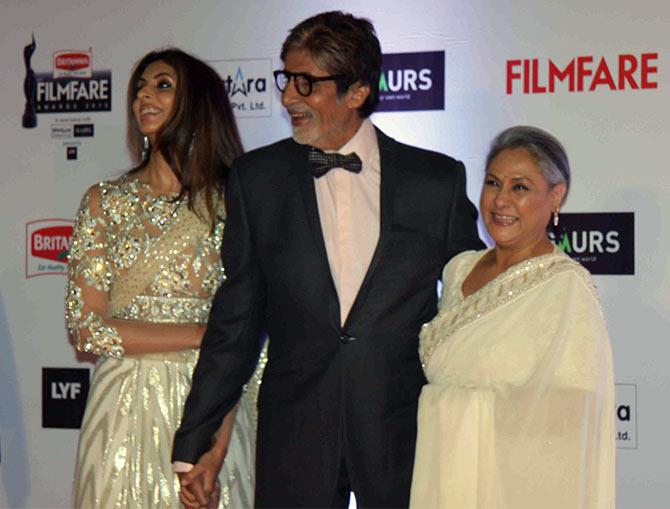Tremendous Pix Ranveer Salman Bachchans At The Filmfare Awards Rediff Hairstyles For Men Maxibearus