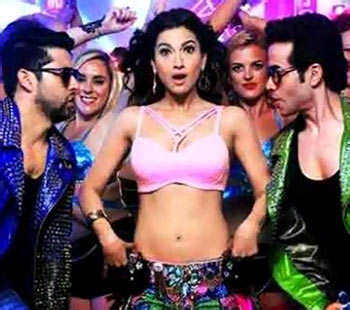 Current Bollywood News & Movies - Indian Movie Reviews, Hindi Music & Gossip - Review: Kya Kool Hain Hum 3 lyrics are wild