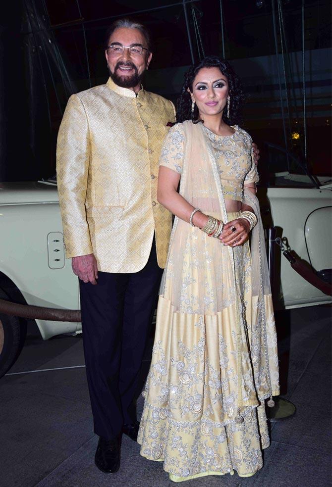 Current Bollywood News & Movies - Indian Movie Reviews, Hindi Music & Gossip - PIX: Kabir Bedi's 70th birthday bash!
