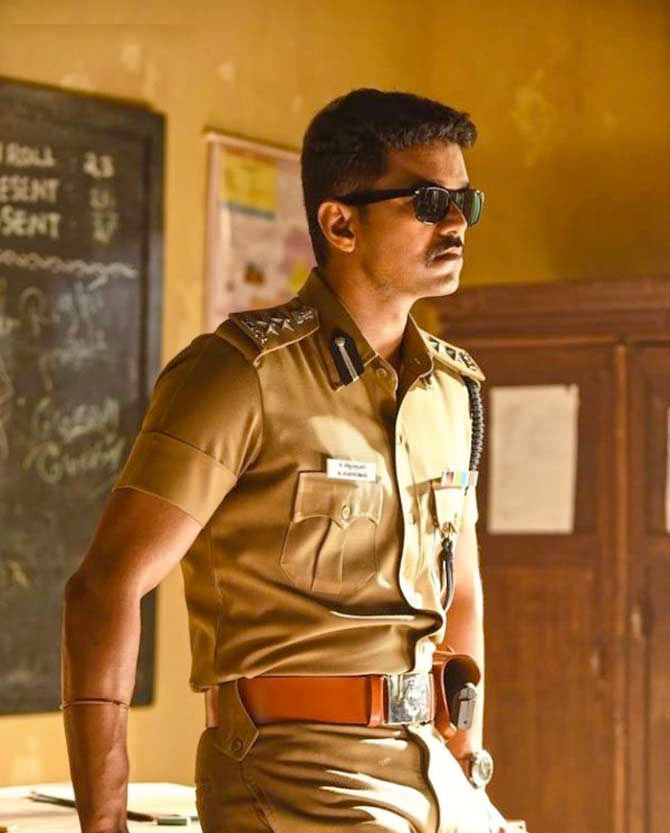 Current Bollywood News & Movies - Indian Movie Reviews, Hindi Music & Gossip - It's a wrap for Vijay's Theri