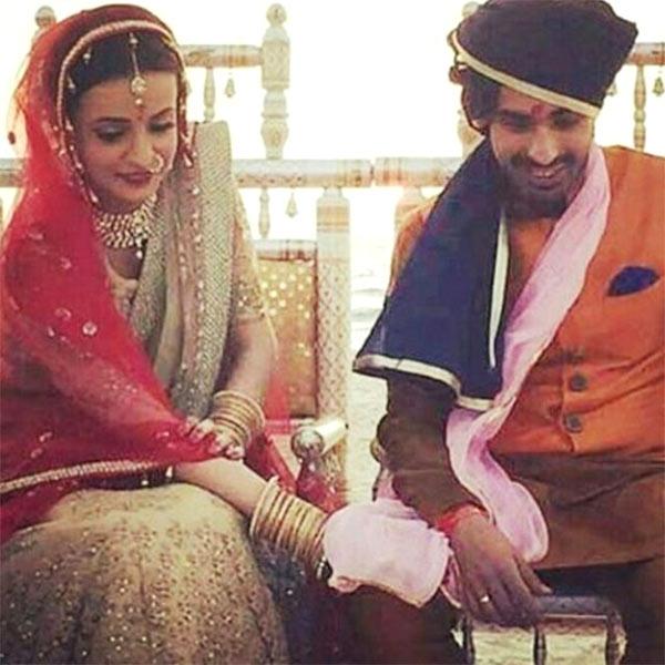 Sanaya Irani And Mohit Sehgals Goa Wedding