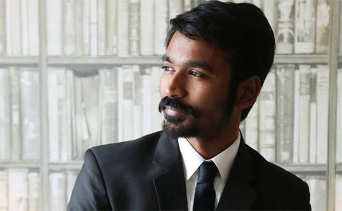 Current Bollywood News & Movies - Indian Movie Reviews, Hindi Music & Gossip - Dhanush 'excited' about his Hollywood debut