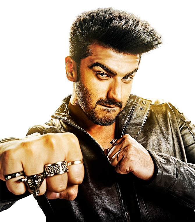 Current Bollywood News & Movies - Indian Movie Reviews, Hindi Music & Gossip - Arjun Kapoor's BIGGEST fear is...