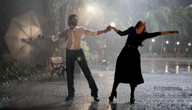 Rainy day movie