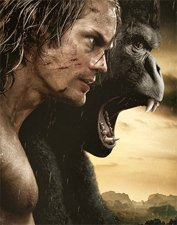 Current Bollywood News & Movies - Indian Movie Reviews, Hindi Music & Gossip - Review: The Legend of Tarzan is no adventure ride
