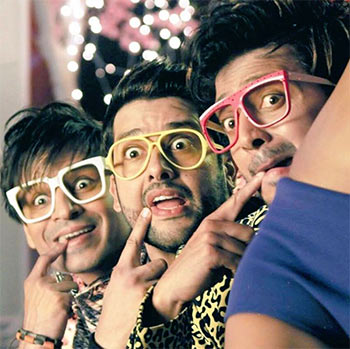 Current Bollywood News & Movies - Indian Movie Reviews, Hindi Music & Gossip - Review: Great Grand Masti is just not funny