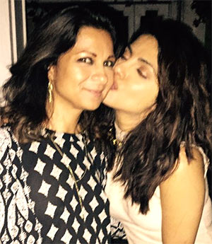Current Bollywood News & Movies - Indian Movie Reviews, Hindi Music & Gossip - PIX: Priyanka celebrates birthday in New York