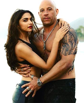 Current Bollywood News & Movies - Indian Movie Reviews, Hindi Music & Gossip - Like Deepika's xXx: Return of Xander Cage trailer? VOTE!
