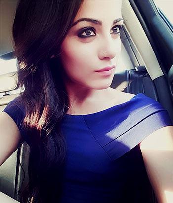 Current Bollywood News & Movies - Indian Movie Reviews, Hindi Music & Gossip - TV actress Radhika Madan to enter Bollywood?