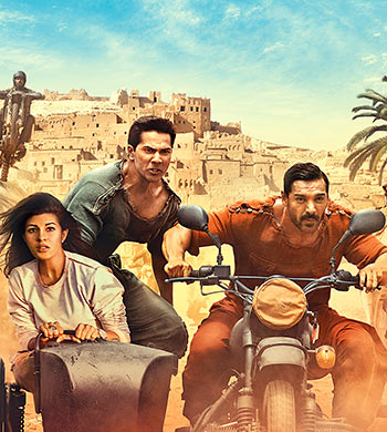 Current Bollywood News & Movies - Indian Movie Reviews, Hindi Music & Gossip - Trailer: Surprise surprise, Dishoom looks like fun