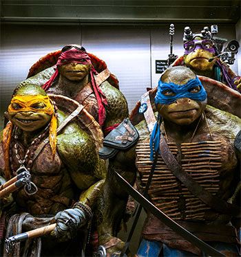 Current Bollywood News & Movies - Indian Movie Reviews, Hindi Music & Gossip - Review: Teenage Mutant Ninja Turtles 2 is entirely unnecessary