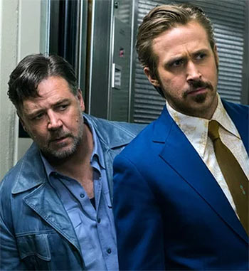 Current Bollywood News & Movies - Indian Movie Reviews, Hindi Music & Gossip - Review: The Nice Guys is the funniest film in ages