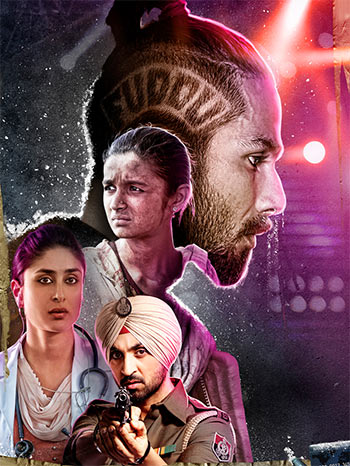 Current Bollywood News & Movies - Indian Movie Reviews, Hindi Music & Gossip - Review: Udta Punjab is a stunning film