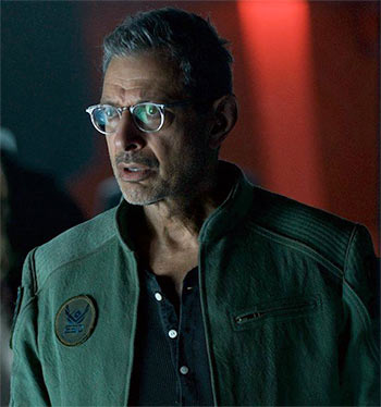 Jeff Goldblum in Independence Day: Resurgence