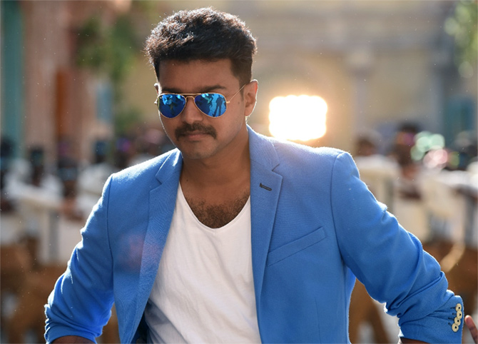Current Bollywood News & Movies - Indian Movie Reviews, Hindi Music & Gossip - Vjay's Theri is the biggest hit of 2016 so far