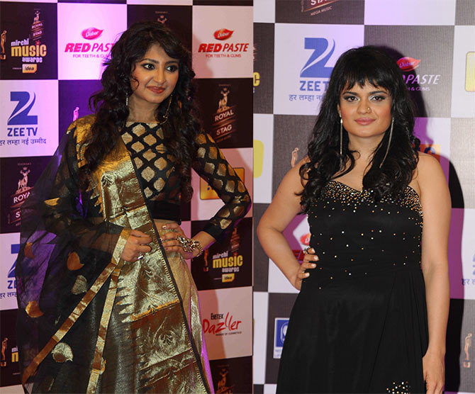 Bhoomi Trivedi and Aditi Singh Sharma