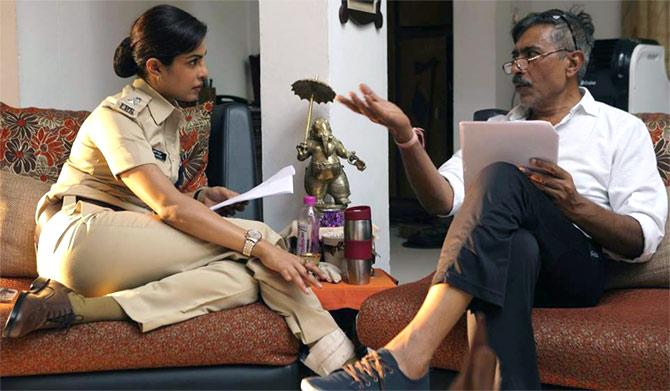 Priyanka Chopra, Prakash Jha