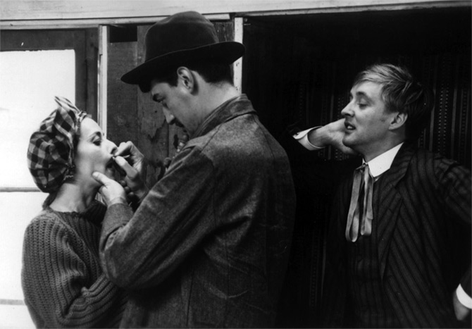A scene from Francois Truffaut's Jules and Jim.