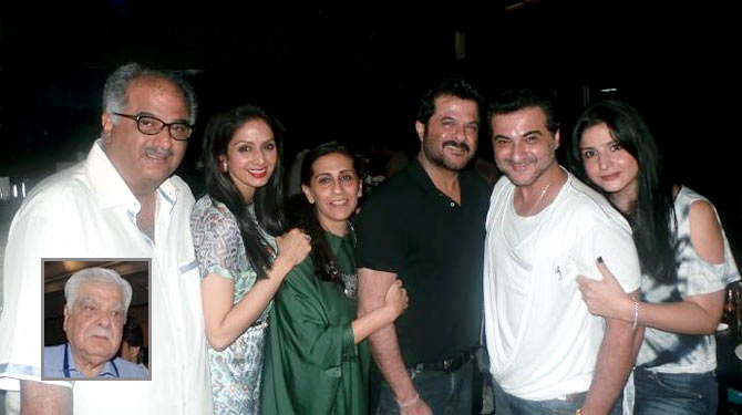 Matchless Kapoor family sex