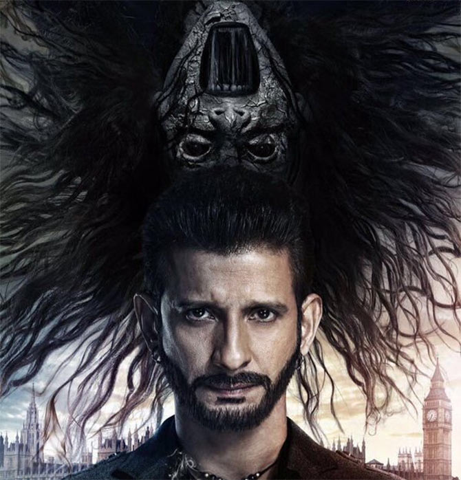 You don't need Rs 100 crore to make a film with great special effects these days :    1920 London actor Sharman Joshi talks about his favourite genre, and why he won't be doing it