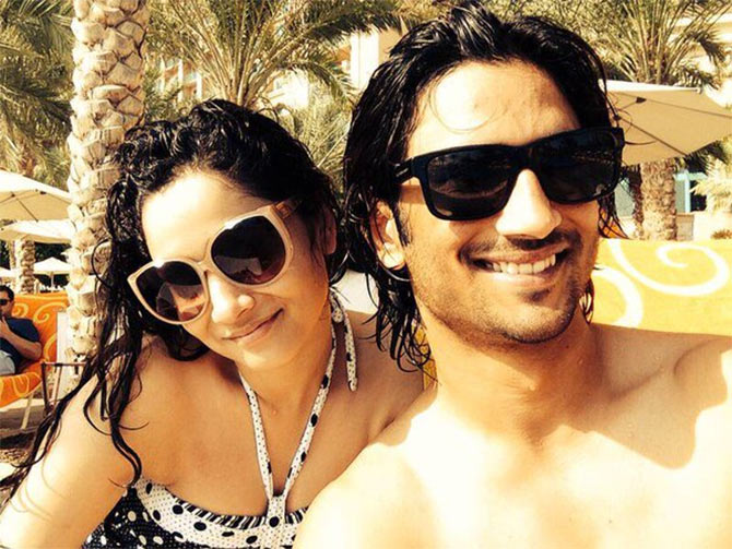 Pavitra rishta sushant and ankita dating after divorce. Dating for one night.