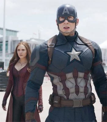 Current Bollywood News & Movies - Indian Movie Reviews, Hindi Music & Gossip - Review: Captain America: Civil War is the stuff of comic-book dreams