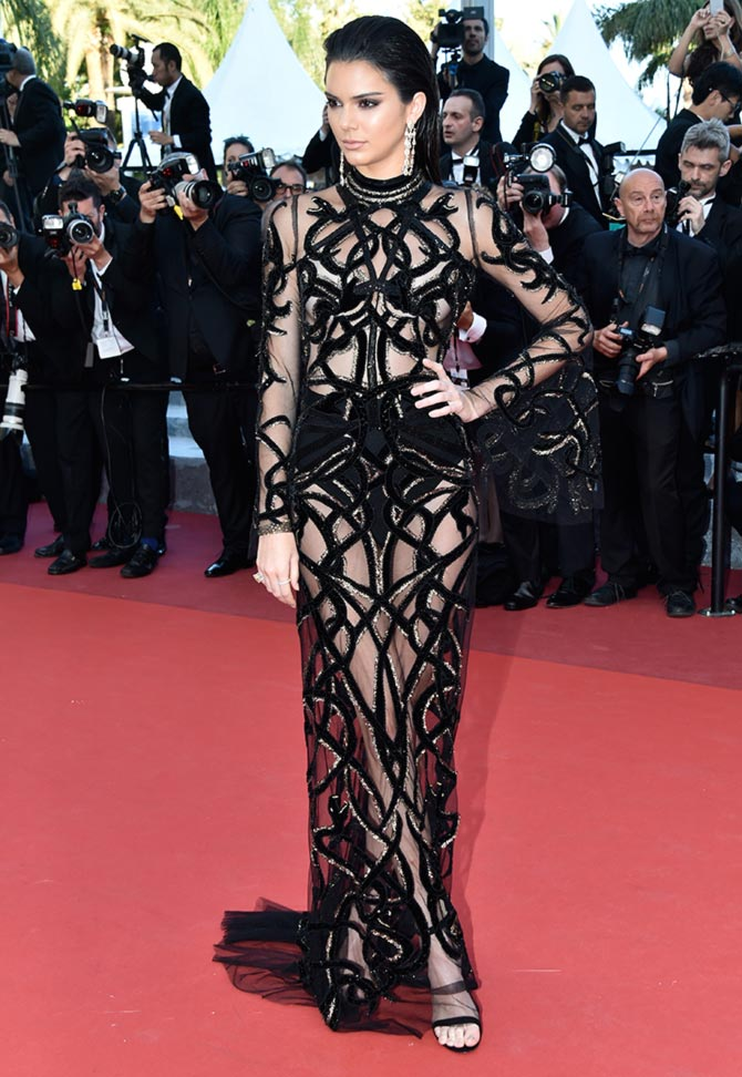 PIX: Kendall Jenner, Marion Cotillard at Cannes 2016