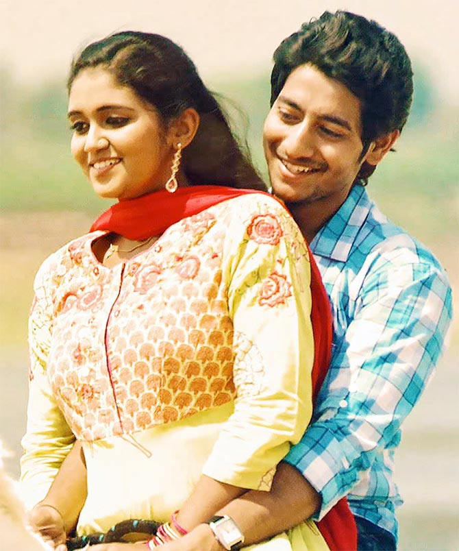 Sairat has raised the question of caste without being offensive.