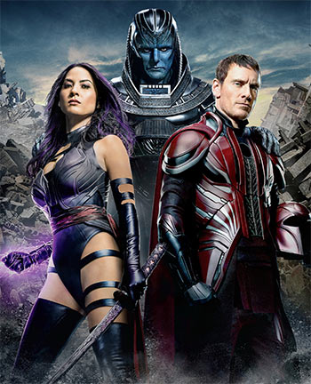 Current Bollywood News & Movies - Indian Movie Reviews, Hindi Music & Gossip - Review: X-Men Apocalypse is a silly '80s spectacular