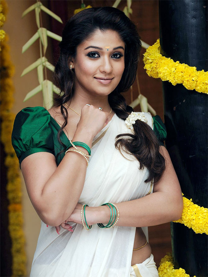 Nayanthara To Produce A Woman Centric Film Rediff Com Movies