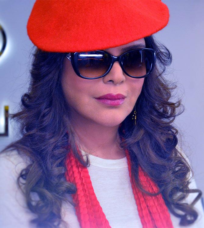 Zeenat Aman First Look: Sup...