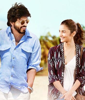 Current Bollywood News & Movies - Indian Movie Reviews, Hindi Music & Gossip - Love you Shah Rukh, Alia!