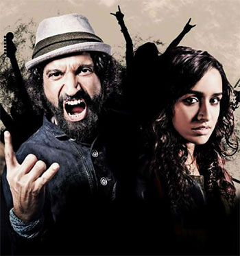 Current Bollywood News & Movies - Indian Movie Reviews, Hindi Music & Gossip - Review: Rock On 2, unnecessary forgettable sequel