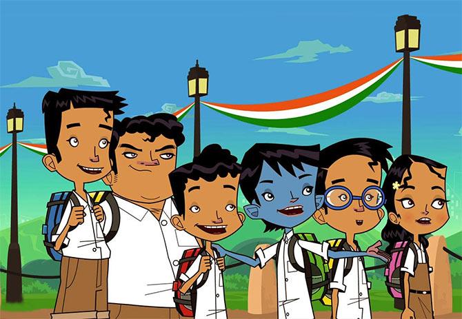 Make Way For Indi Toons Rediff Com Movies