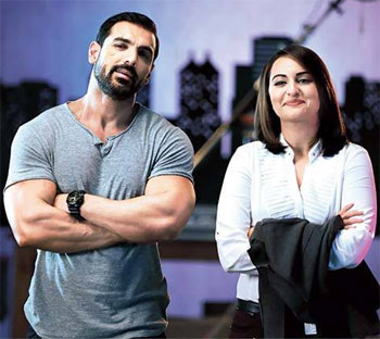 Force 2 review: Villain takes it all! - Rediff.com Movies
